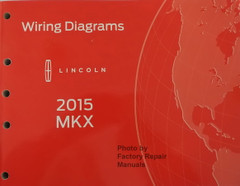 Wiring Diagrams Lincoln 2015 MKX