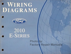 2010 Ford E-Series Wiring Diagrams