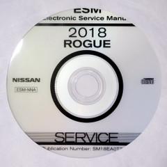 2018 Nissan Rogue ESM Electronic Service Manual
