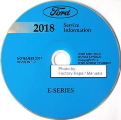 2010 Ford Econoline E150 E250 E350 E450 Electrical Wiring Diagrams Original Factory Repair Manuals