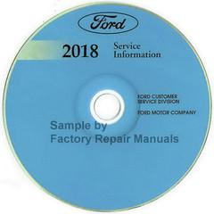 Ford 2018 Service Information Fiesta