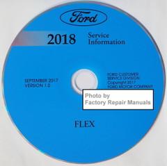 2018 Ford Flex Service Information