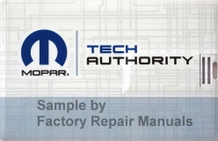 2018 Chrysler Pacifica Mopar Service Information