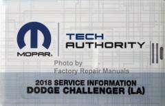 2018 Dodge Challenger Mopar Service Information