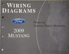 Wiring Diagrams Ford 2009 Mustang