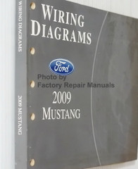 Wiring Diagrams Ford 2009 Mustang Spine View