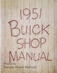 1951 Buick Shop Manual