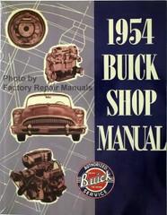 1954 Buick Shop Manual