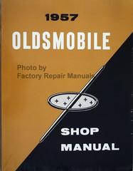 1957 Oldsmobile Shop Manual