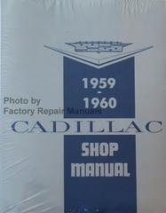 Car Manuals & Literature Service & Repair Manuals 1961 Cadillac ...