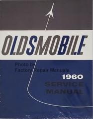 1960 Oldsmobile Service Manual