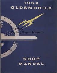 1954 Oldsmobile Shop Manual