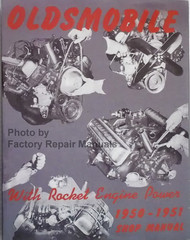 1950 1951 Oldsmobile Shop Manual
