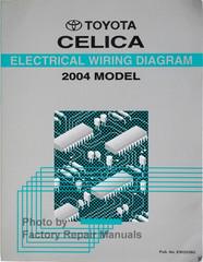 2004 Toyota Celica Wiring Diagrams