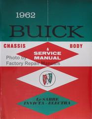 1962 Buick Electra Invicta LeSabre Service Manual
