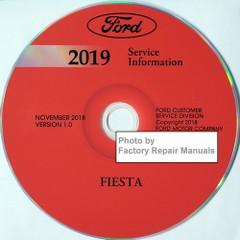 Ford 2019 Service Information Fiesta