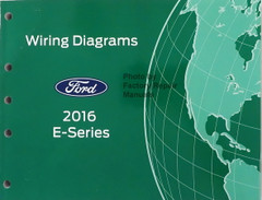 Wiring Diagrams Ford 2016 E-Series