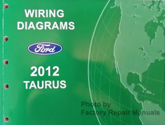 Wiring Diagrams Ford 2012 Taurus