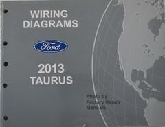 Wiring Diagrams Ford 2013 Taurus