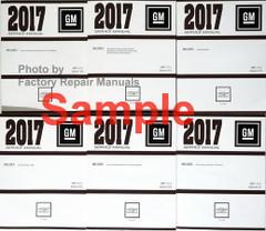 Chevrolet 2018 Cruze GM Service Manual Volume 1, 2, 3, 4, 5, 6