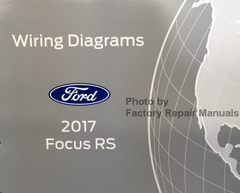 2017 Ford Focus RS Electrical Wiring Diagrams