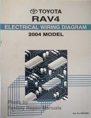 2004 Toyota RAV4 Electrical Wiring Diagrams