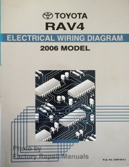 2006 Toyota RAV4 Electrical Wiring Diagrams