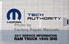 2017 Ram Truck 1500 Service Information