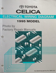 1995 Toyota Celica Electrical Wiring Diagrams
