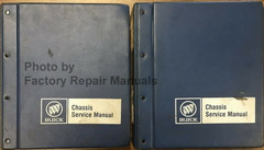 1983 Buick Service Manual Volume 1, 2
