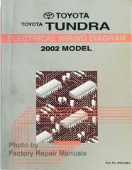 [SCHEMATICS_48IS]  2003 Toyota Tundra Electrical Wiring Diagrams Original Factory Manual -  Factory Repair Manuals   2002 Toyota Tundra Wiring Diagram      Factory Repair Manuals
