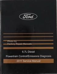 2012 Ford F250 F350 F450 F550 Electrical Wiring Diagrams Original Factory Repair Manuals