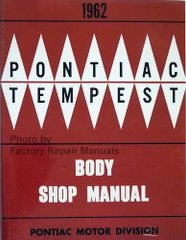 1962 Pontiac Pontiac and Tempest Body Shop Manual