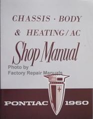 Pontiac Service Manuals Original Shop Books | Factory Repair