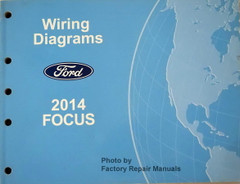2014 Ford Focus Electrical Wiring Diagrams