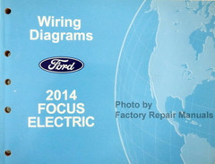 2014 Ford Focus Electric Models Wiring Diagrams