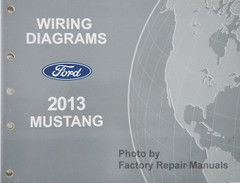 Wiring Diagrams Ford 2013 Mustang