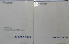 2007 Hyundai Sonata Shop Manual Volume 1, 2