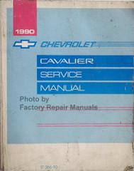 1990 Chevrolet Cavalier Service Manual
