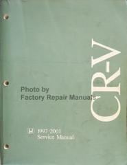 1997-2001 Honda CR-V Service Manual