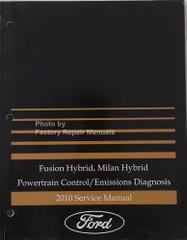2010 Ford Fusion Hybrid, Mercury Milan Hybrid Powertrain Control/Emissions Diagnosis Service Manual