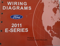 2011 Ford E-Series Wiring Diagrams
