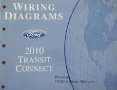 2010 Ford Transit Connect Wiring Diagrams