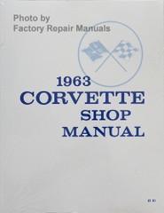 1963 Chevrolet Corvette Shop Manual