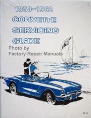 1953-1962 Corvette Servicing Guide