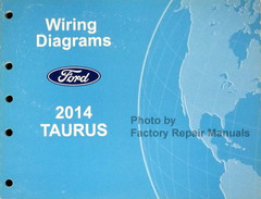 2014 Ford Taurus Electrical Wiring Diagrams