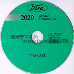 Ford Transit 2020 Service Information