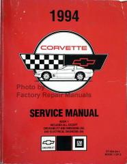 1994 Corvette Service Manual Volume 1