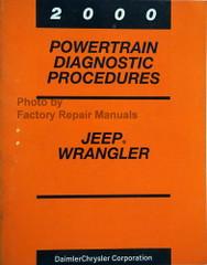 2000 Jeep Wrangler Powertrain Diagnostic Procedures