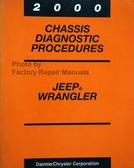 2000 Jeep Wrangler Chassis Diagnostic Procedures
